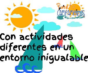 Actividades Campamentos Urbanos en El Puerto de Santa María 2016