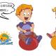 Campamentos de Verano para niños de 3 y 4 años en El Puerto