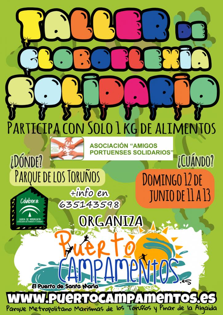 Taller de Globoflexia Solidario