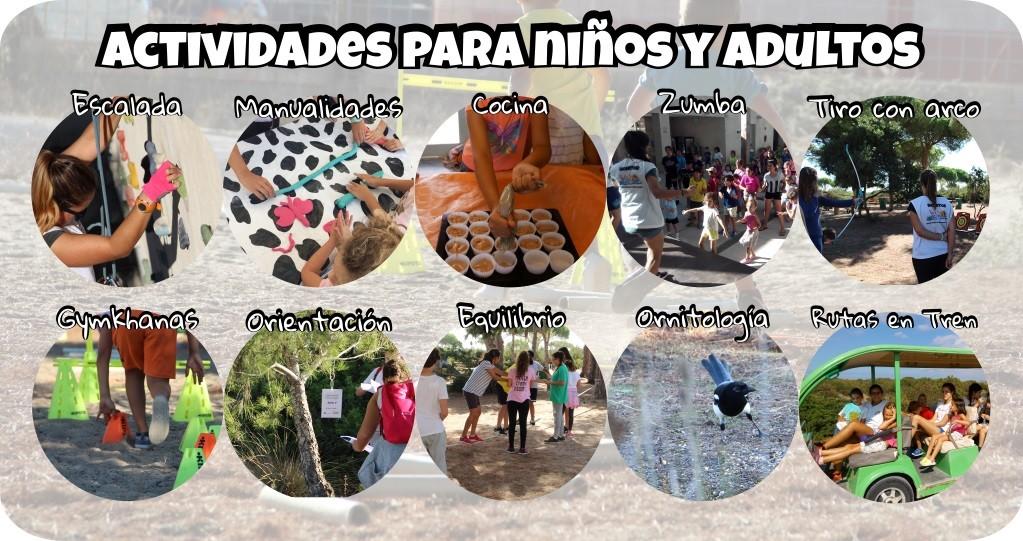La Campateka de los Toruños - Actividades para adultos y niños
