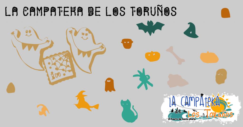 Talleres de Halloween para niños y adultos - La Campateka de los Toruños.
