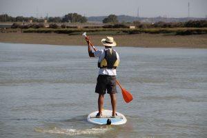 Alquiler de paddle surf @ Casa de los Toruños